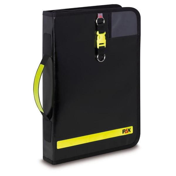 Fahrtenbuch DIN A4 - hoch - Pax Plan schwarz