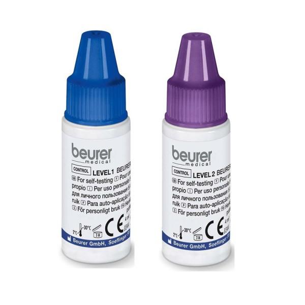 Beurer GL 40 Kontrolllösung