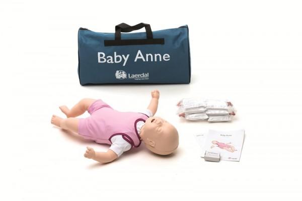 Baby Anne komplett in Tragetasche
