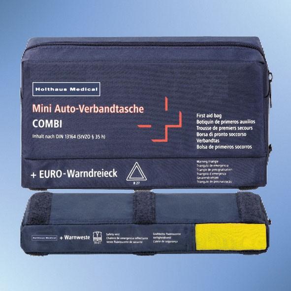 KfZ - 3 in 1 Mini Verbandtasche