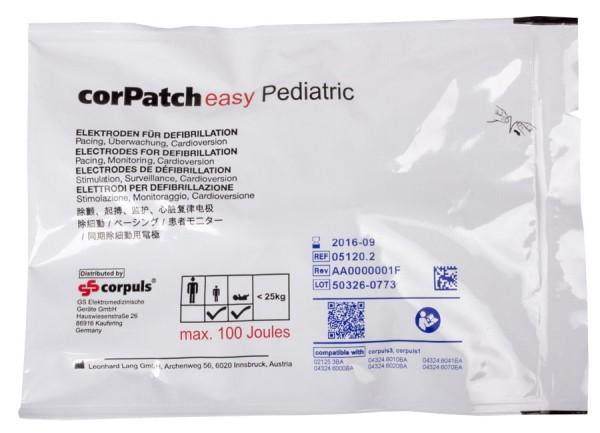 Corpatch Easy - Defielektrode Kinder Corpuls C3