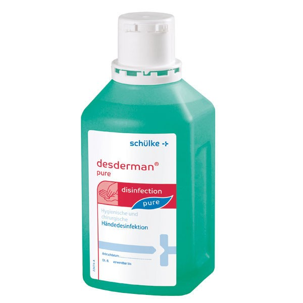 Desderman pure 1000 ml Spenderflasche
