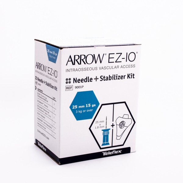 Vidacare EZ-IO Nadel-Kit 25 mm blau