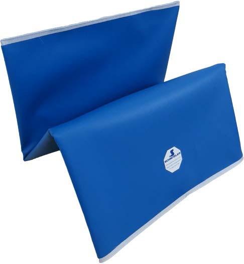 Rollboard 2-fach faltbar 75 x 45cm blau