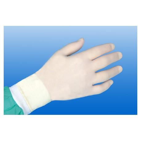 """Latex U-Handschuhe puderfrei steril """"L"""""""