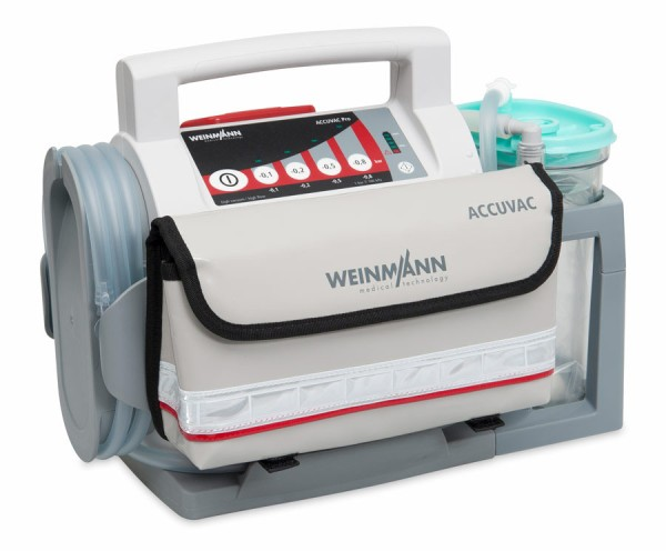 ACCUVAC Pro mit Einwegbehältersystem