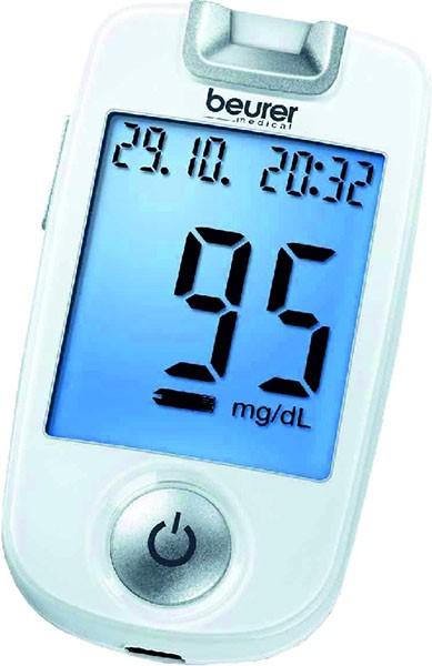Beurer GL 40 Blutzuckermessgerät mmol/l