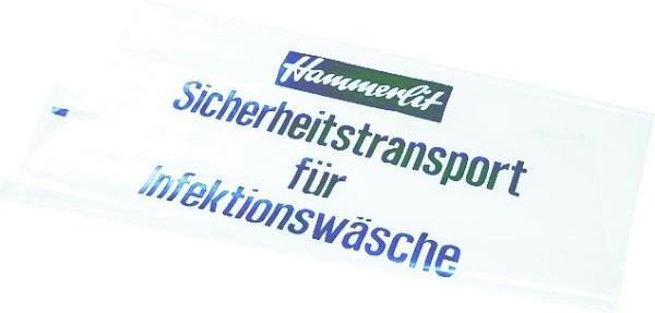 Transportbeutel für Infektionswäsche