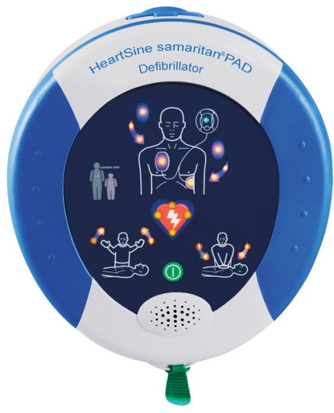 Samaritan PAD 350P AED Ersthelferdefibrillator