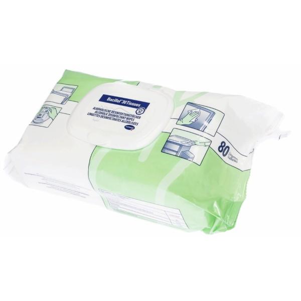 Bacillol 30 Tissues Flow Pack