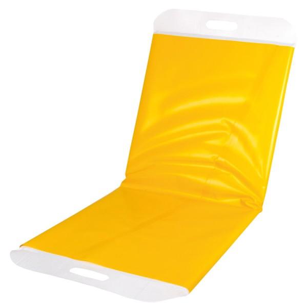 Rollboard  Umlagerungshilfe, gelb