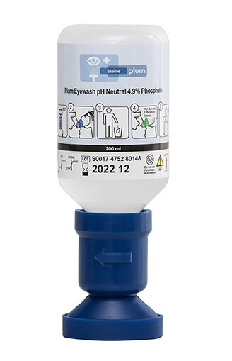 Plum Augenspüllösung 200 ml - Flasche