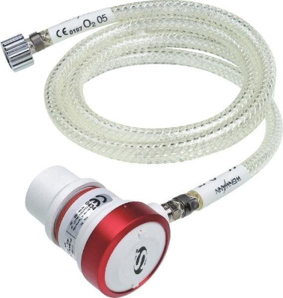 Oxymand Demandventil mit 1,5m Druckschlauch